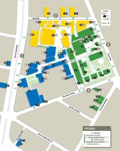 mapa mackenzie