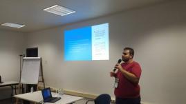 Artigo: Potenciais narrativos de interatividade para videos de altissimas resolucoes no campo da videocolaboracao 10' Speaker: Rafael Toscano (UFPB)