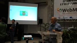 WebMedia: Earth Computing (Palestrante convidado: Brett Satlbaum)