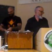 Performance de Breno Bitarello e Brett Stalbaum